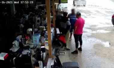 Angajatii unui magazin din Teleorman au fost bătuți de interlopi, pentru că patronul nu ar fi achitat taxa de protecție