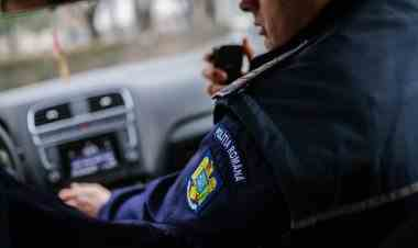 Un bărbat fără permis auto a mers la poliție să ceară dovada pentru un accident