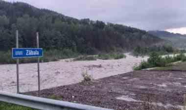 Dezastrul provocat în țară de precipitațiile abundente de vineri - Bilanțul ISU